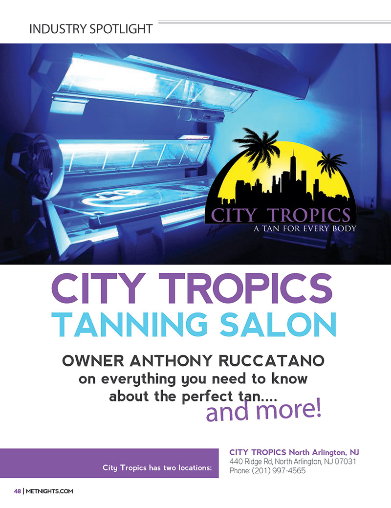 City Tropics Story