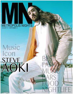 MN Magazine August