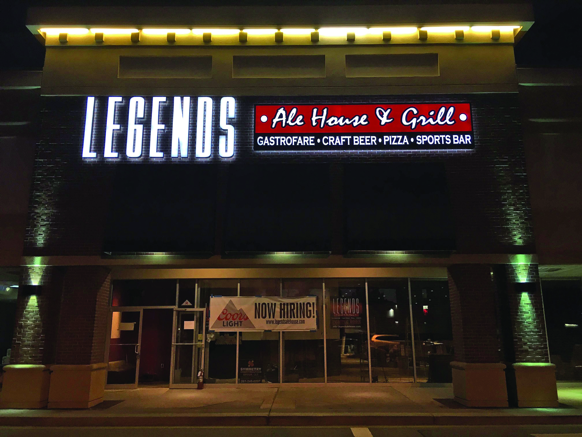 Legends Ale House & Grill