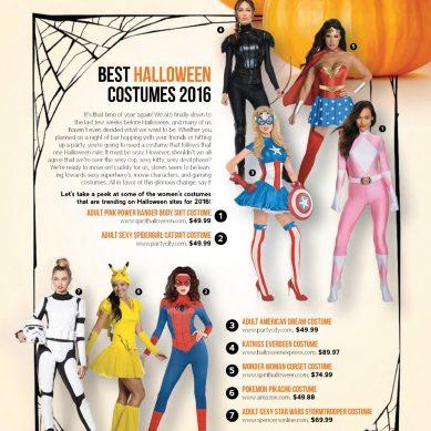 BEST Halloween Costumes 2016
