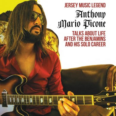 Jersey Music Legend Anthony Mario Picone