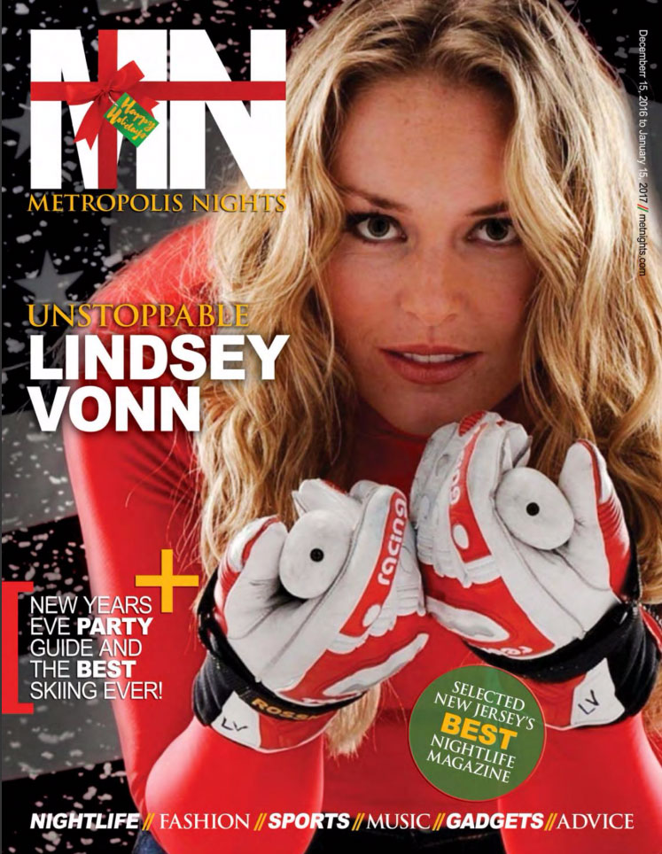 STRONG IS THE NEW BEAUTIFUL WITH LINDSEY VONN