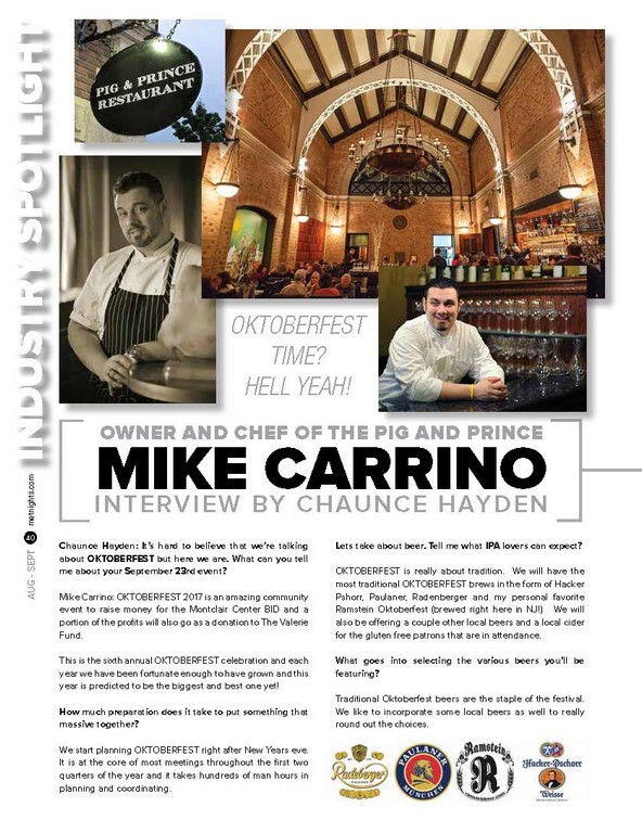 MIKE CARRINO