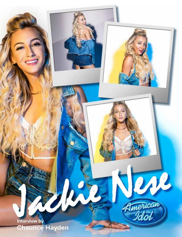 Jersey girl Jackie Nese goes from American Idol to Music Idol