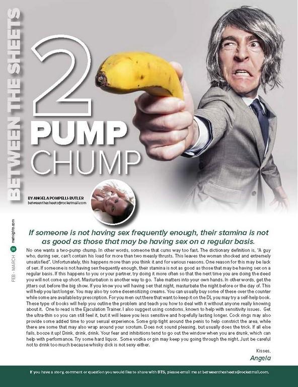 2 Pump Chump
