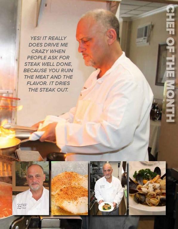 Chef Joseph Forte