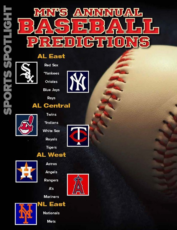 BASEBALL PREDICTIONS