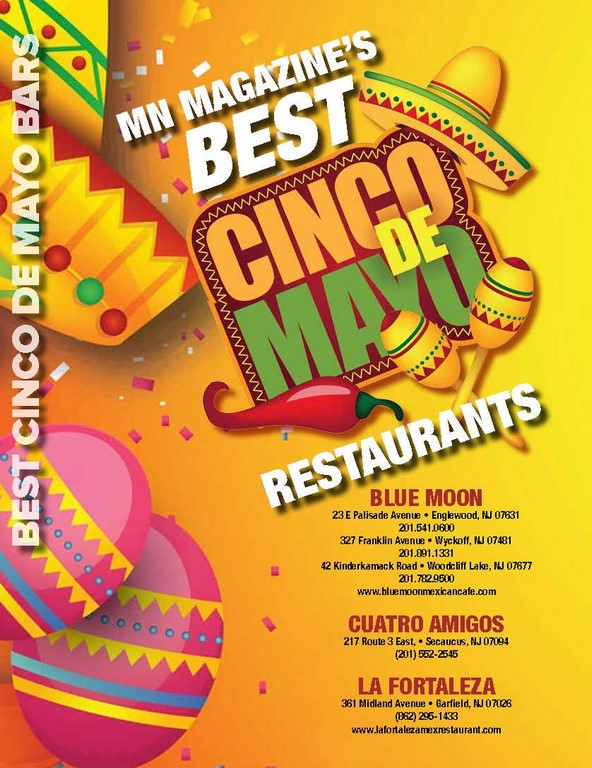 THE BEST CINCO DE MAYO BARS AND RESTAURANTS