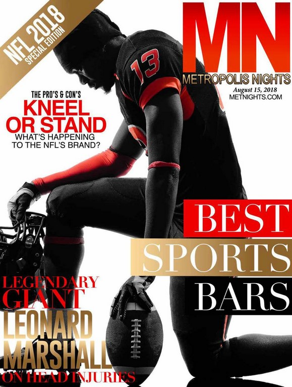 MN Magazine AUGUST 2018