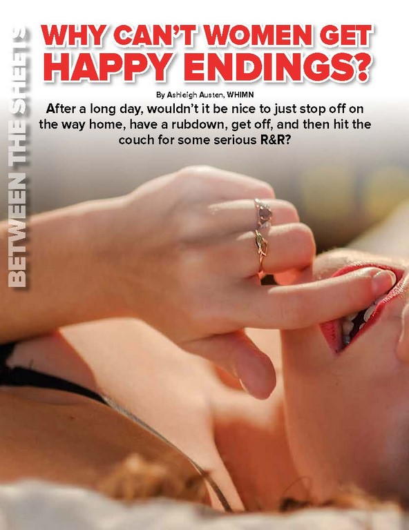 Why Can't Women Get Happy Endings?