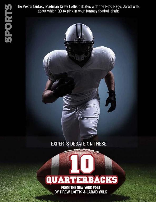10 Quarterbacks