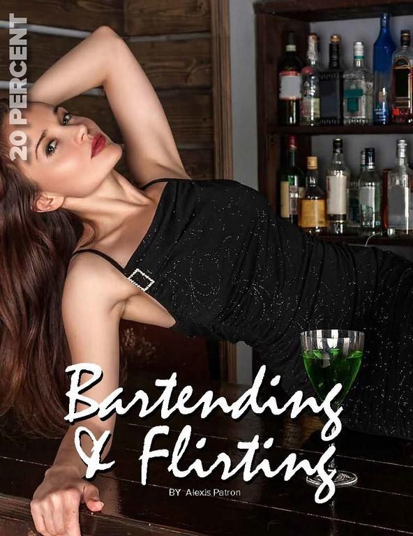 Bartending and Flirting