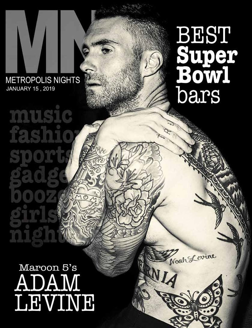 MN Magazine JANUARY 2019
