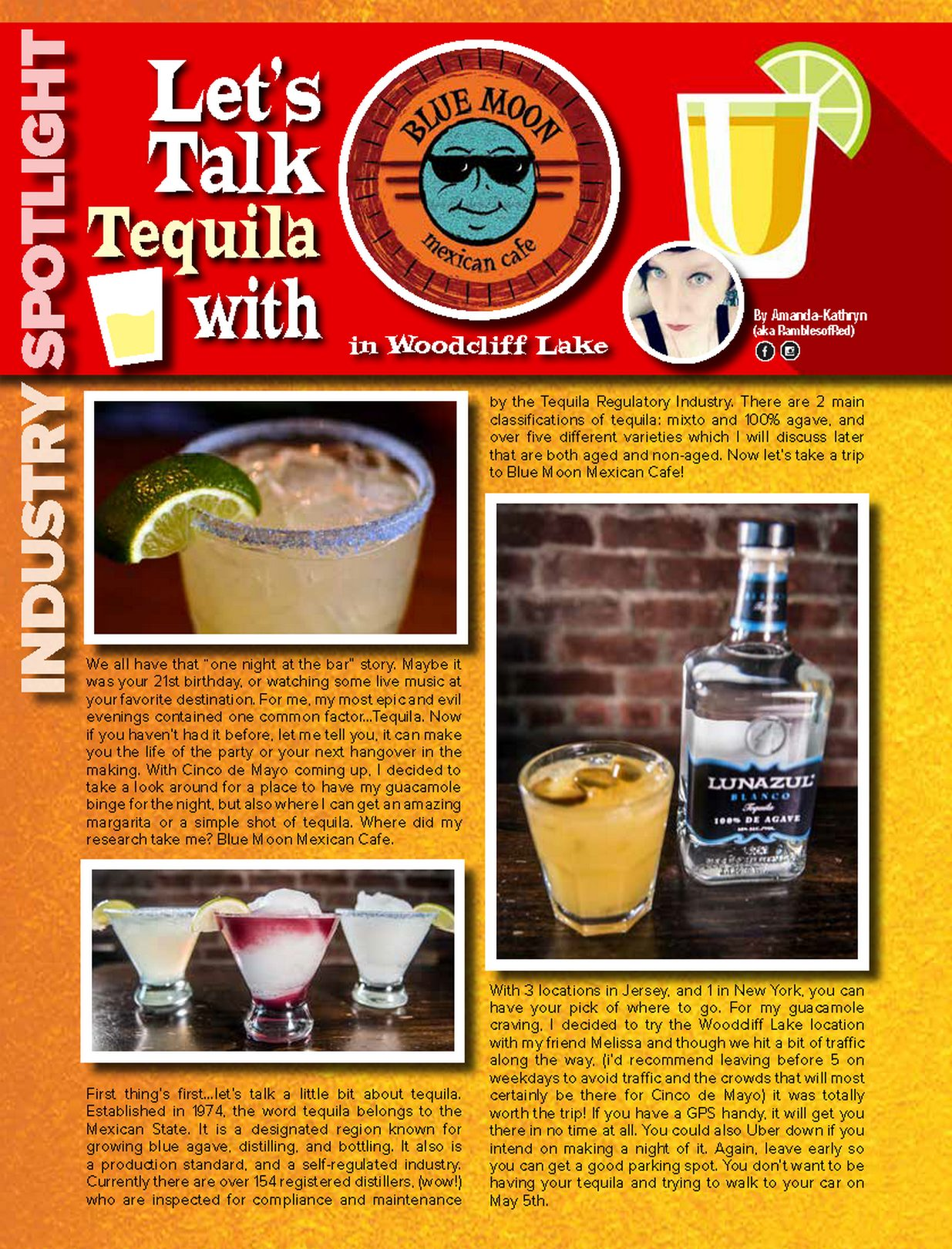 LET'S TALK TEQUILA WITH IN WOODCLIFF LAKE