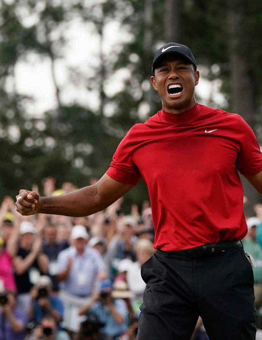 REDEMPTION! The Tiger Woods Story BY CHAUNCE HAYDEN