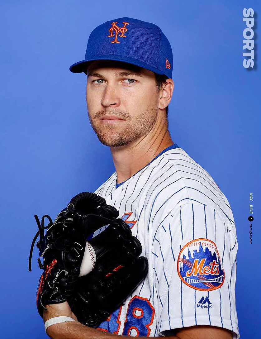 Best of deGrom has come and gone…