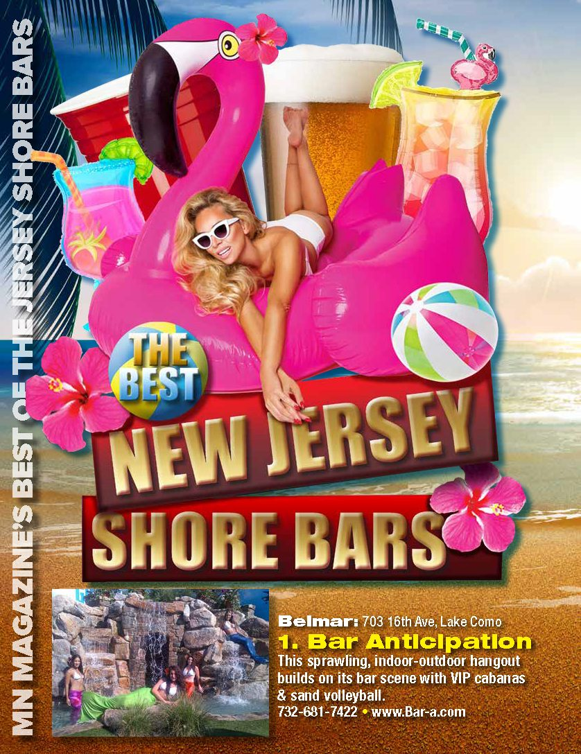 NEW JERSEY SHORE BARS